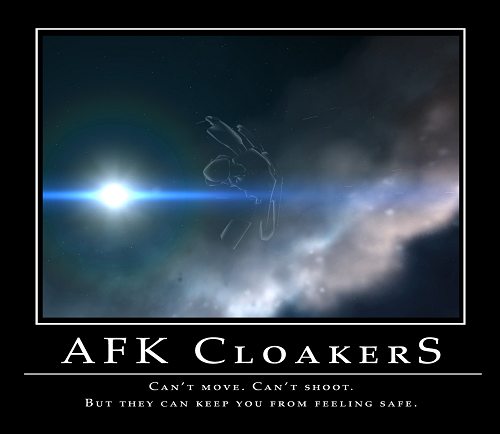 afk cloakers