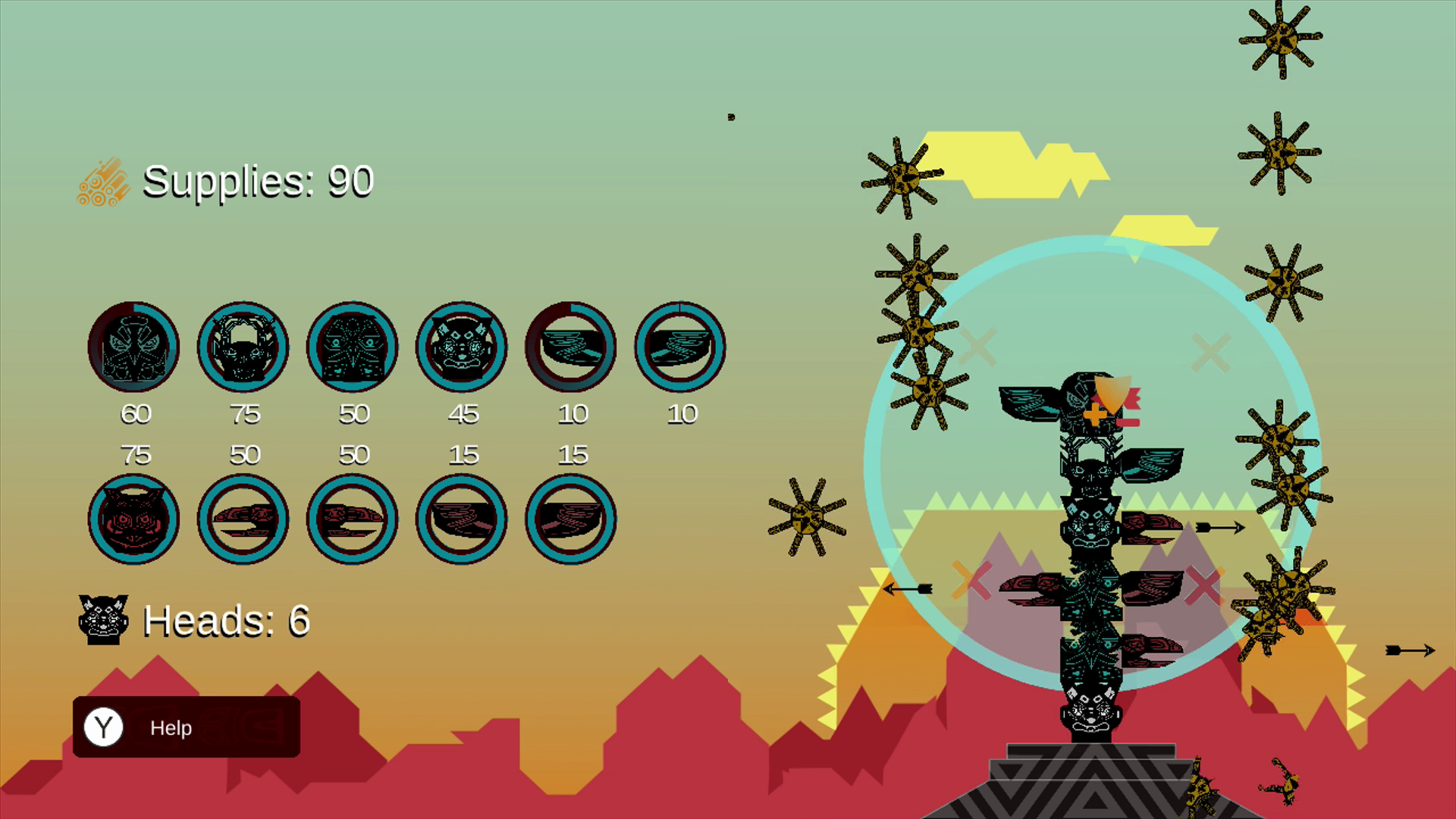 Totem Topple Frantic Dual 5 Screenshot 2015-08-18 15-34-53