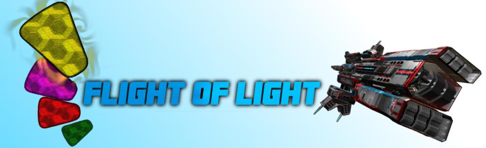 Flight of Light main banner